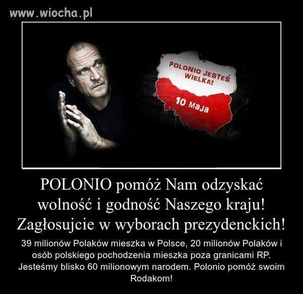 Apel do Polonii!