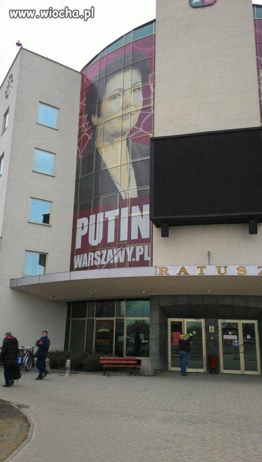 Putin Warszawy