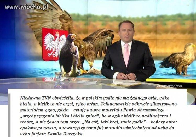 Bielik to nie orzeł a TVN to nie telewizja...