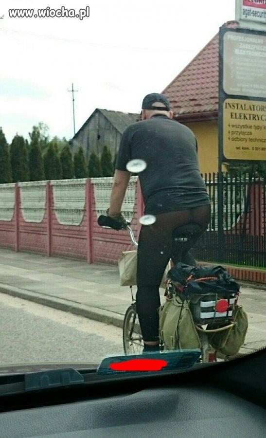 Rajstopy kolarskie