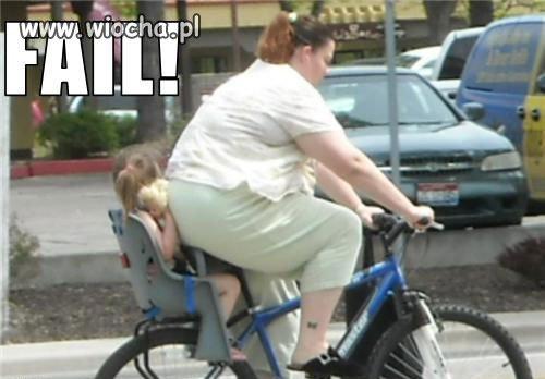 Poduszka powietrzna ...w rowerze???