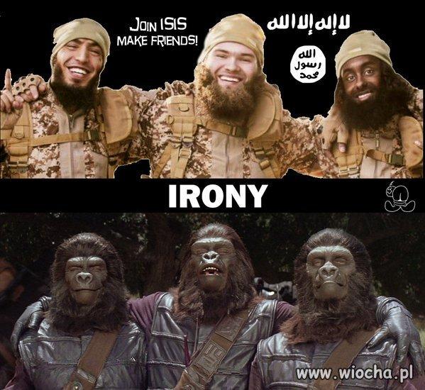 Bojownicy ISIS