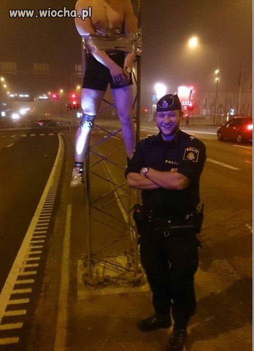 Policja pomoże
