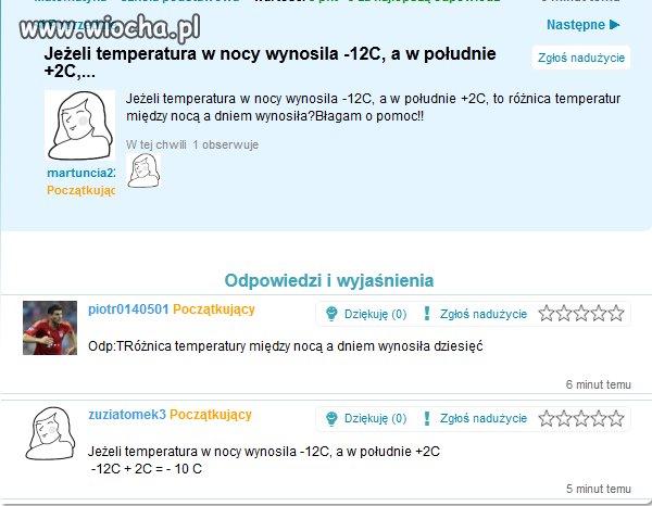 Poziom polskiej edukacji