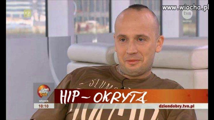 HipokRychu postrzelony z własnej broni