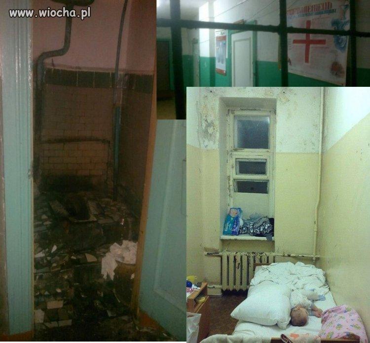 Szpital w Rosji