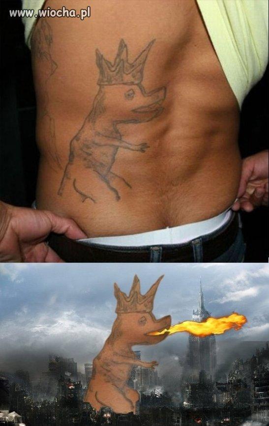 Super tatua�