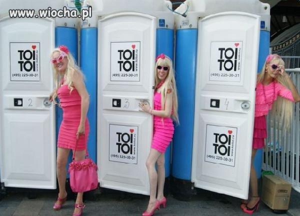 Blondi toitoiowe.