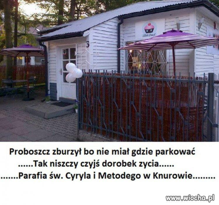"""Sklep """"Słodki Domek"""" w Knurowie woj. Śląskie"""
