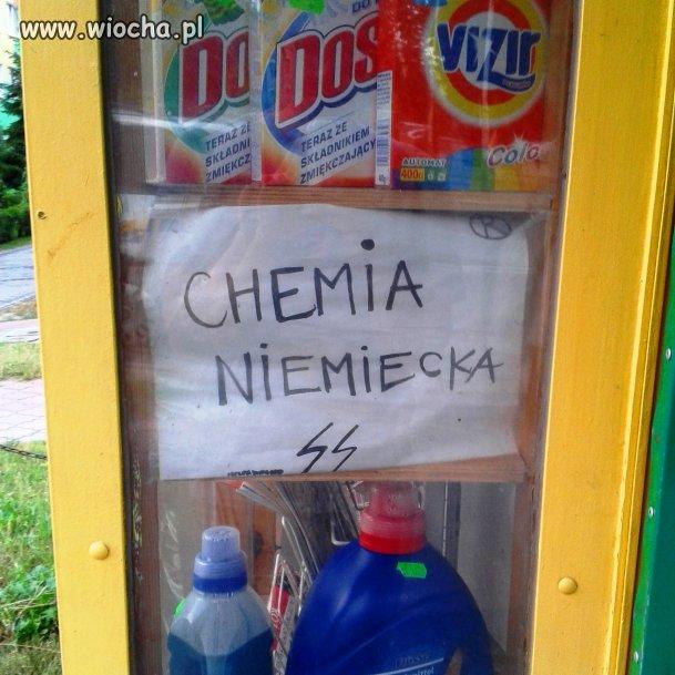 Chemia bardzo niemiecka