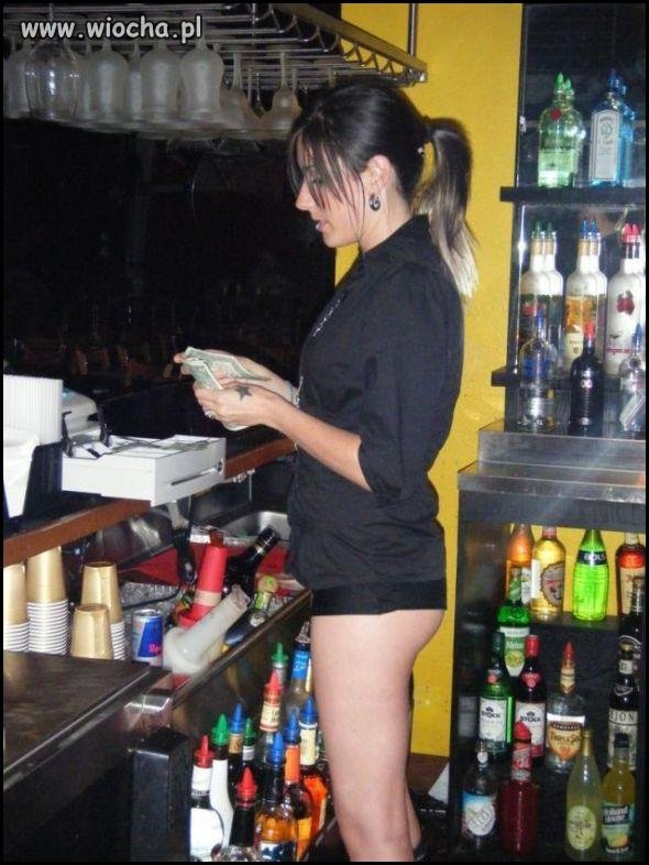 Barman tygodnia.