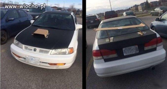 Gdy chcesz odpicować auto