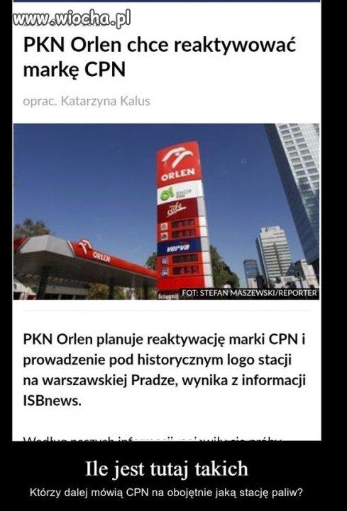 Niech reaktywują ceny z okresu CPN-ów