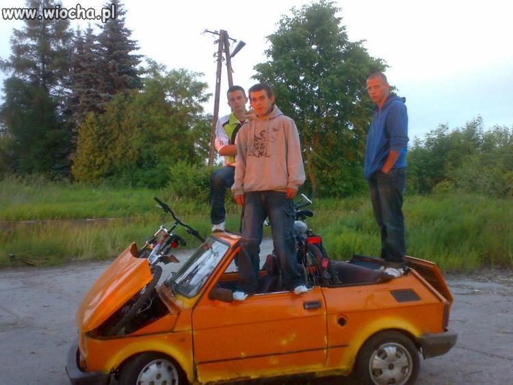 Cabriolet wycieczkowy