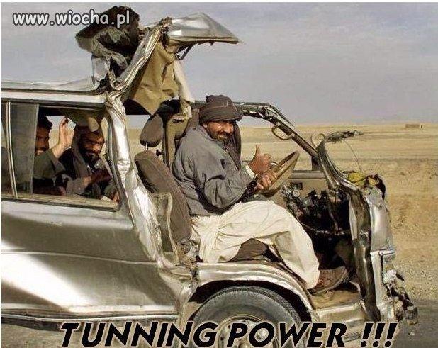 Bombowy tuning !!!