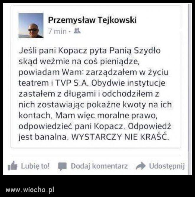 Jakie to proste.