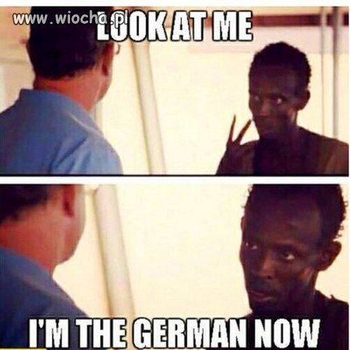 Tymczasem w Niemczech.