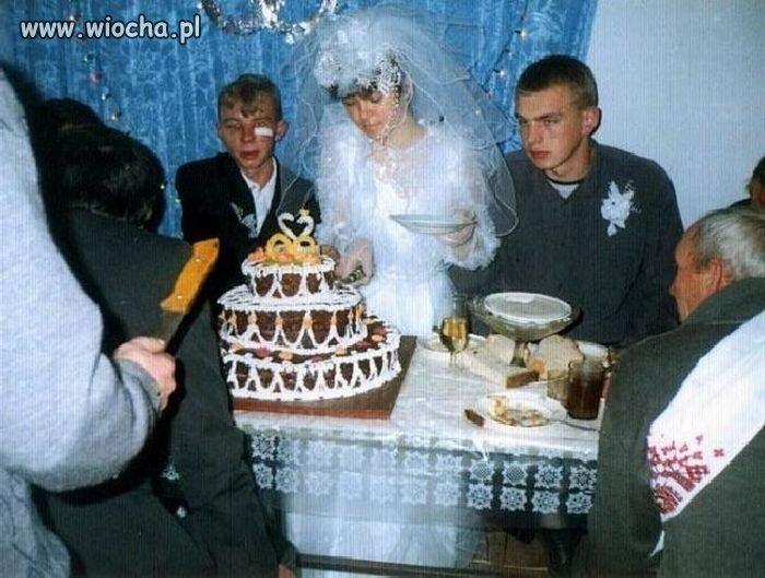 Ze ślubnego albumu