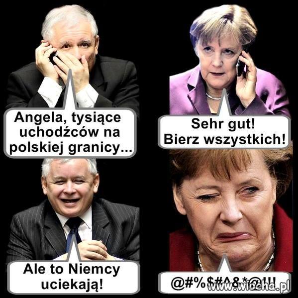 I wiadomo teraz co tak rozbawiło Jarosława