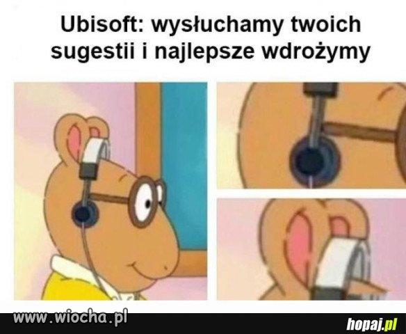 Cała prawda o Ubisoft...