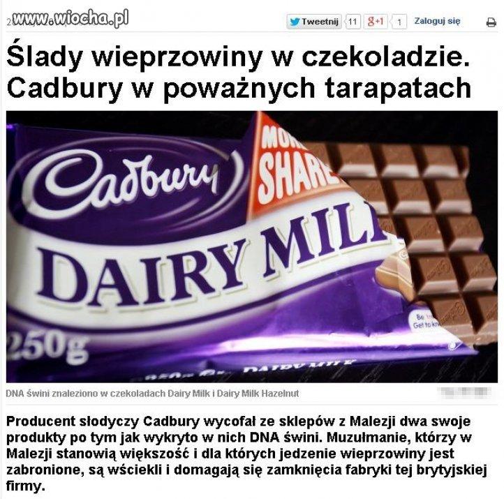 Od dziś to moja ulubiona czekolada
