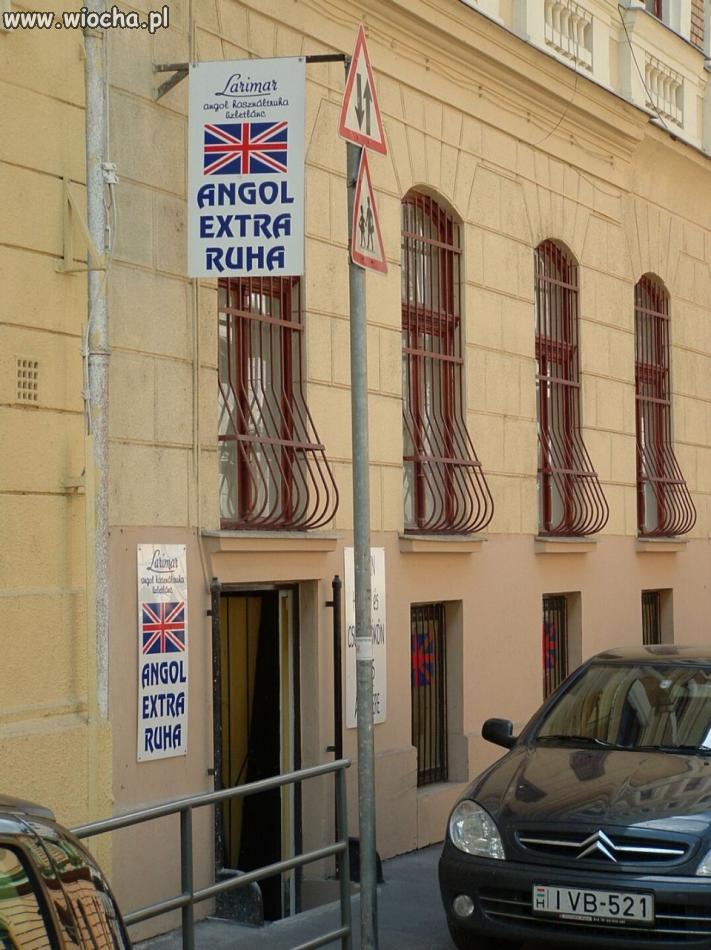 Wegierska szkola angielskiego