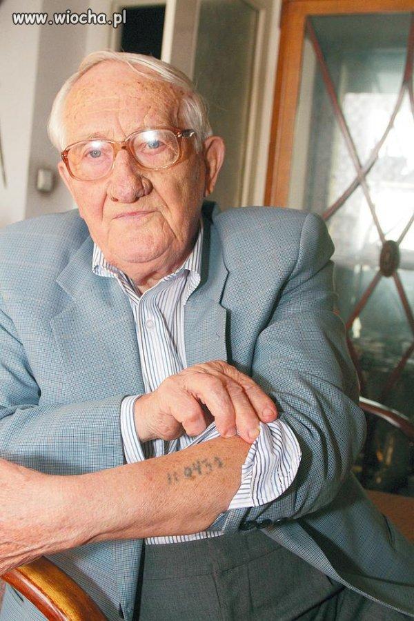 Wiezień Auschwitz K.Tendera wytoczył proces niemieckiej
