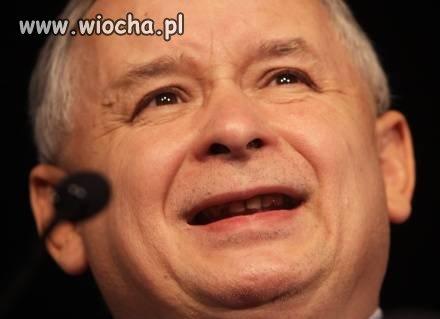 Ciesze się, że przegrał wybory!