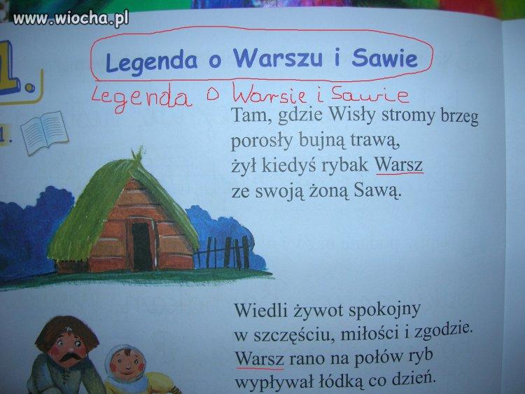 Powsta�a nowa legenda
