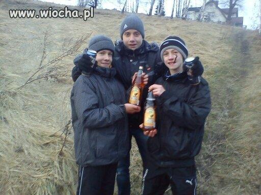 Nasz Polska m�odzie�...