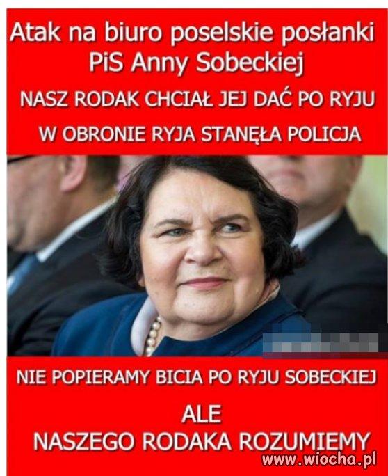 Krysia, Anna