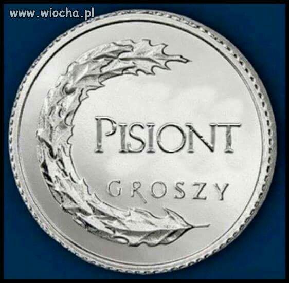 Nowa moneta...