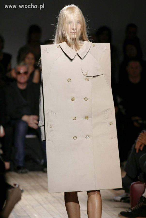 Współczesne pokazy mody czy wiochy?