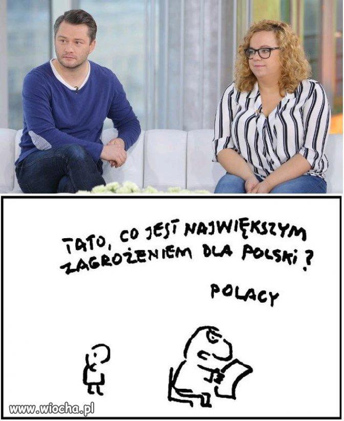 Wewnętrzne zagrożenie dla Polski ...