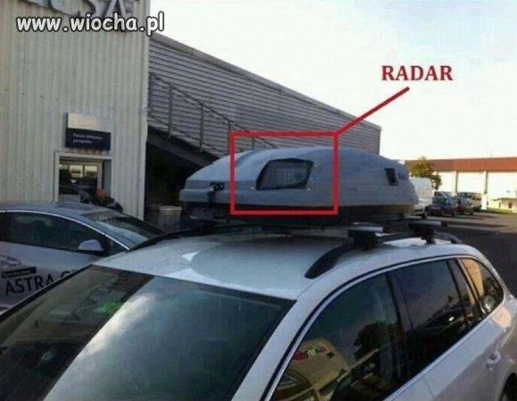 Radar...