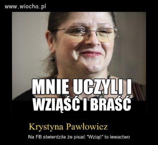Oj Krysia, Krysia