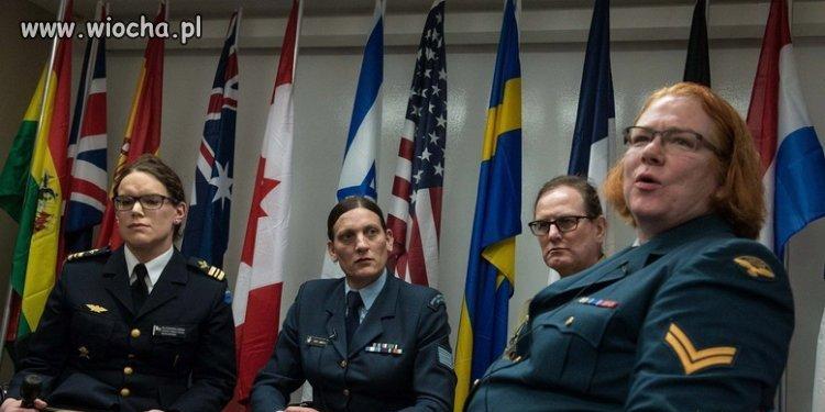 Kobiety w strukturach NATO