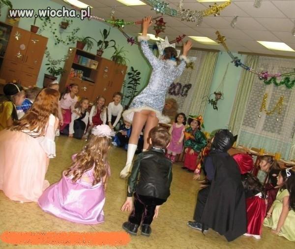 Imprezka dla dzieci.