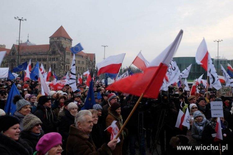 Kijowski się chwali