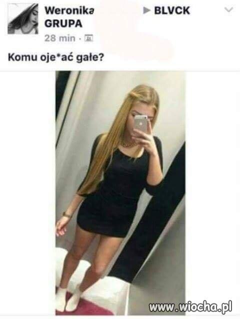 Polska nastolatka