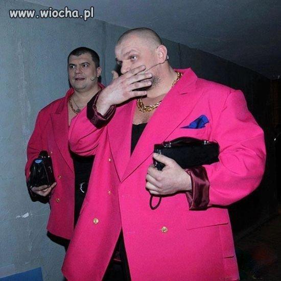 Różowa mafia