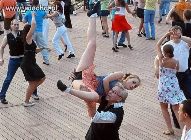 Szalony taniec
