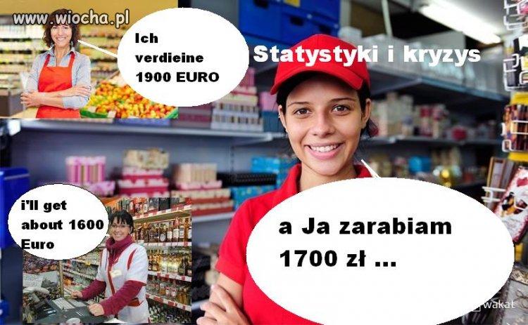Złoty okres Polski słowo Kryzys już mineło z PO