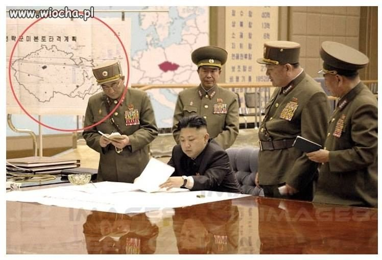 Kim Dzong Un zazdrości Rosji...
