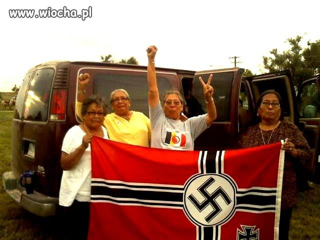 Indianie nazisci?!