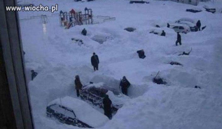 Zimowa archeologia