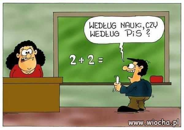 Nowy program edukacji w/g pis