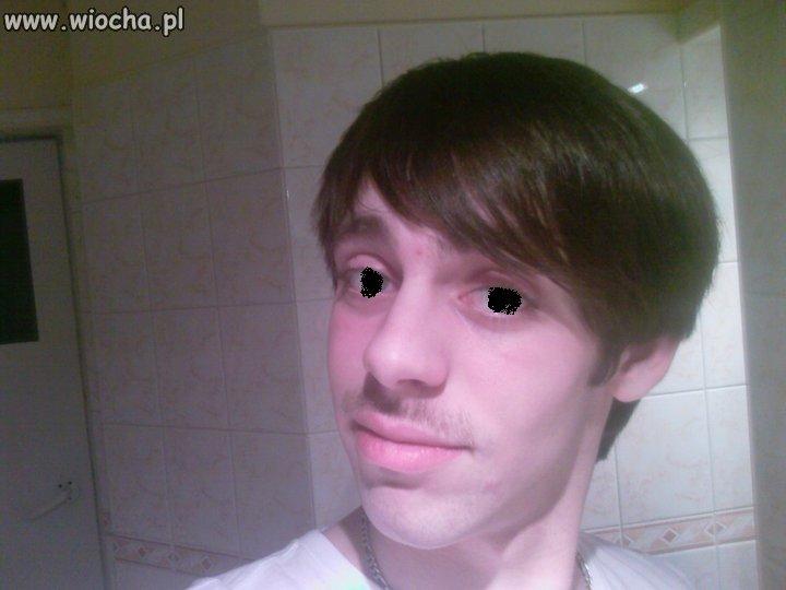 Pierwszy wąsik