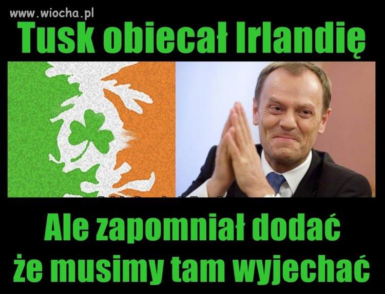 Tusk. Kłamca nr.1 w Polsce!