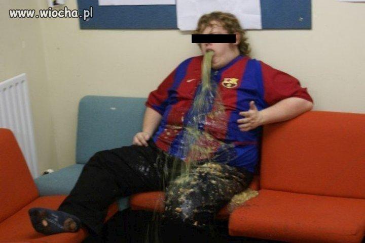 Prawdziwy fan Barcelony
